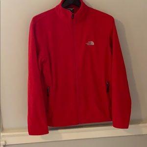 The North Face light fleece jacket L